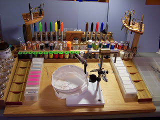 Finest Fly Tying Benches