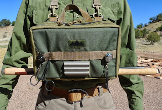 Fishin' Buddy Chest Pack
