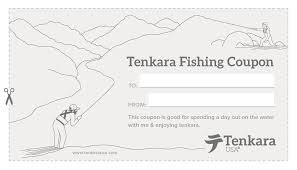 Fishing Coupon, Tenkara USA