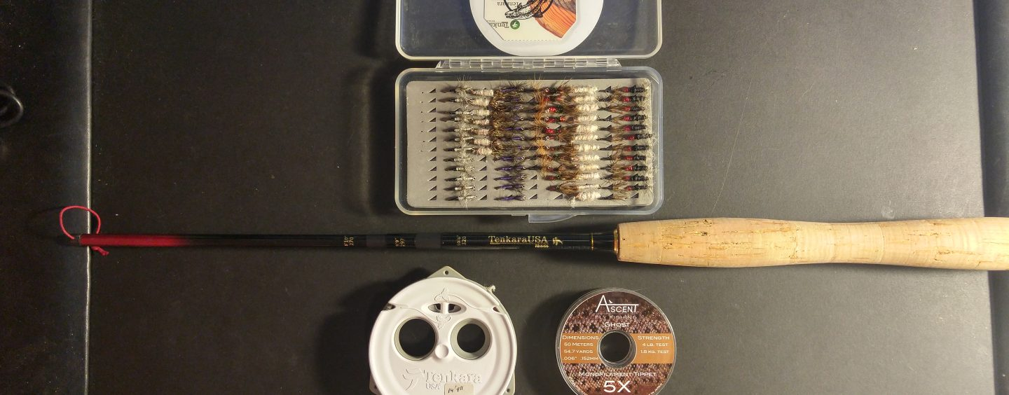 An Introduction to Tenkara Part 1
