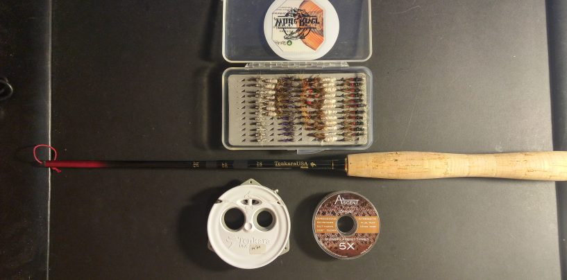 Trip Preparation Tenkara Style Part 1