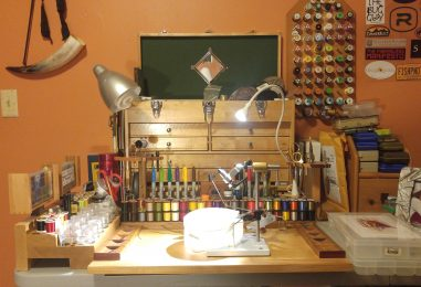 Fly Box Fly Tying Episode 1 Tools
