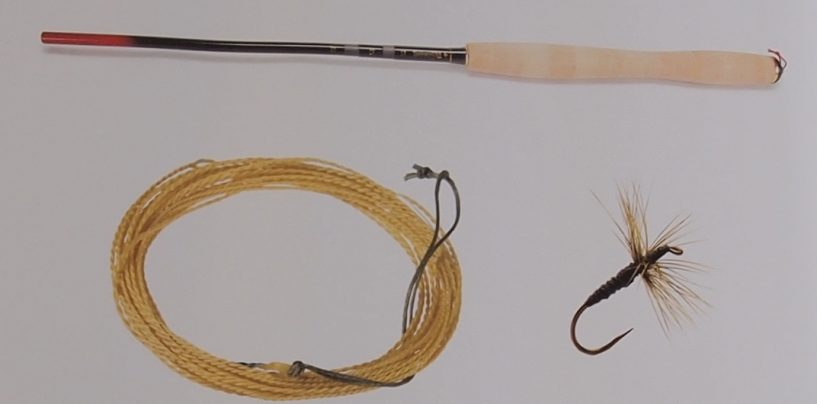 An Introduction to Tenkara Part 2: Setting Up