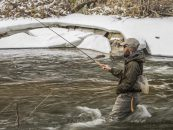 Winter Tenkara: Staying Warm