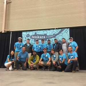 Tenkara Summit 2017 Volunteer Crew