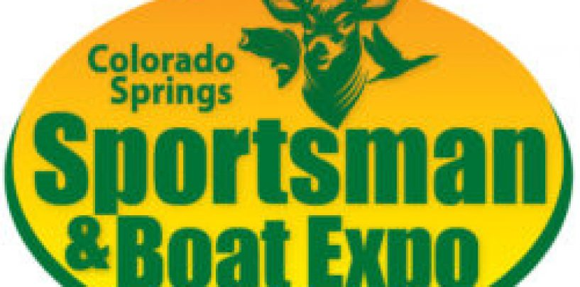 Colorado Springs Sportsman and Boat Expo 2018